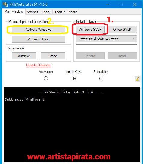 descargar activador de windows 10 pro 64 bits gratis 2019
