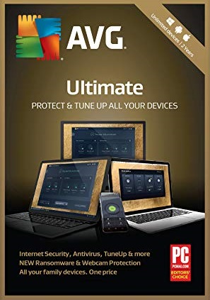 avg ultimate 2019 licencia original barata