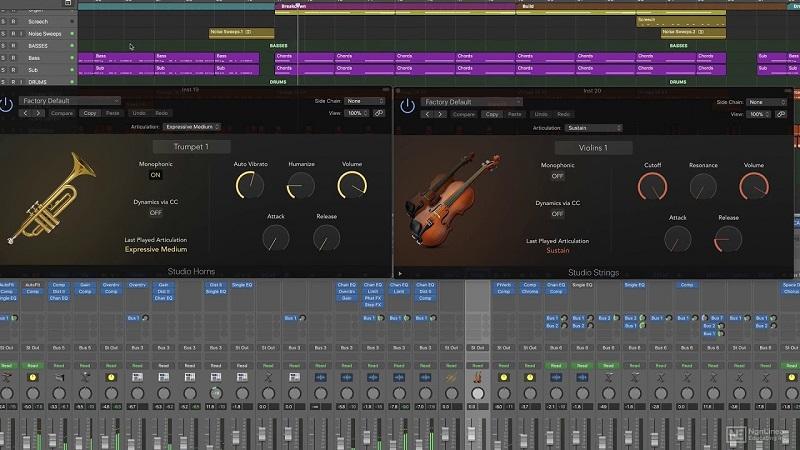 logic pro x full mac mega drive