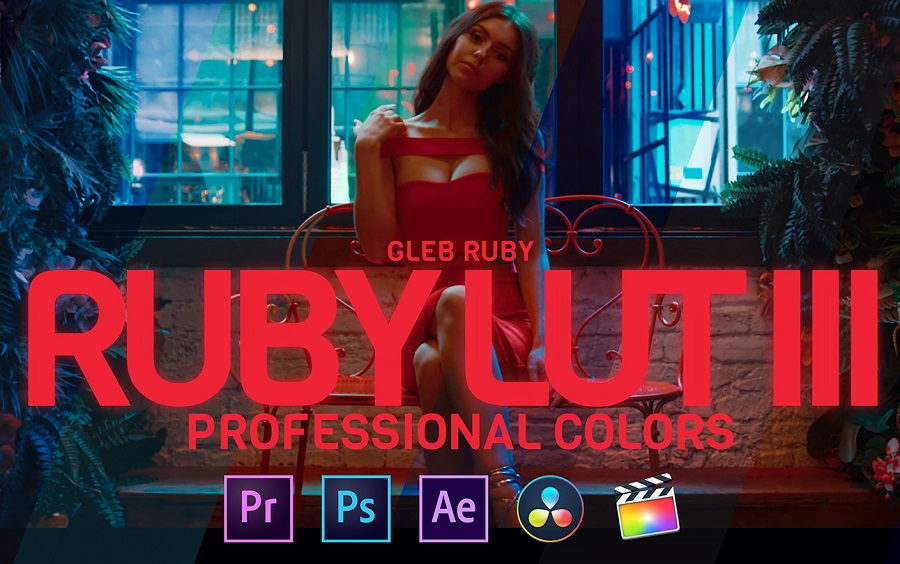 ruby lut iii full mega descargar - download ruby iii luts