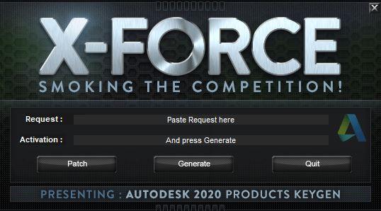 xforce 2020