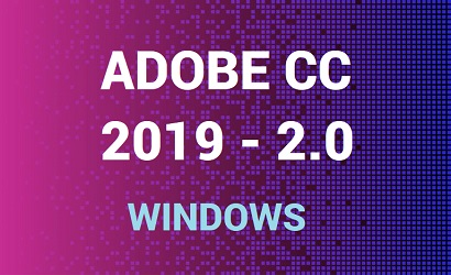 ADOBE CC 2019 WINDOWS FULL