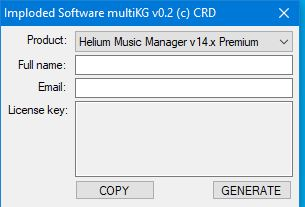 helium music manager full serial
