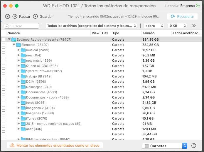 disk drill full mac - recuperar datos en mac