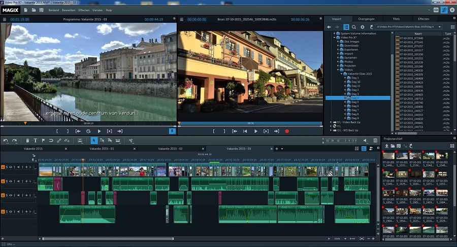 magix video pro x11 17 full