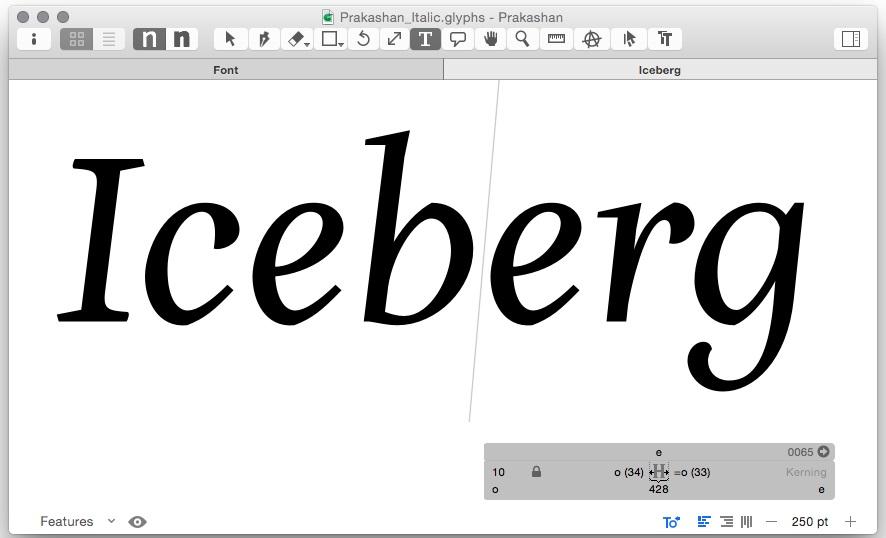 glyphs full mac