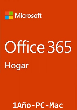 licencia office 365 hogar