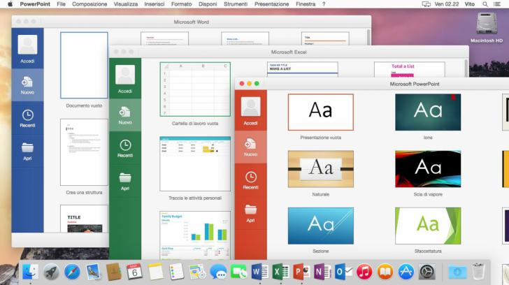 licencia office mac