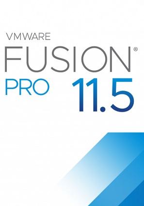 licencia vmware fusion 11.5 pro