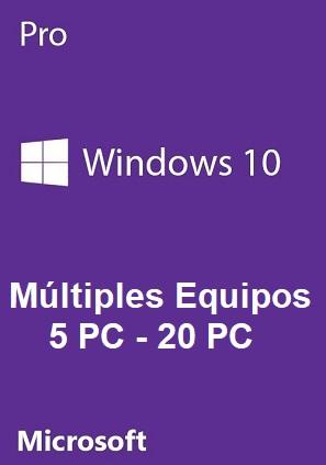 microsoft windows 10 pro mayoristas