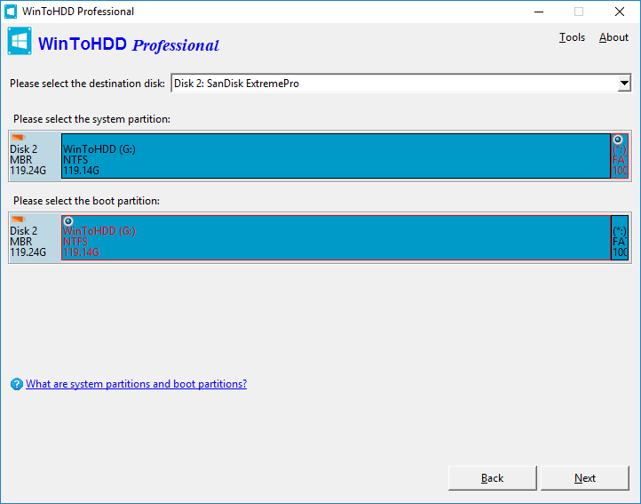 clonar windows 10 a disco duro