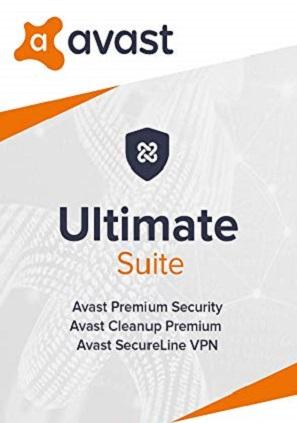 licencia avast ultimate 3 años