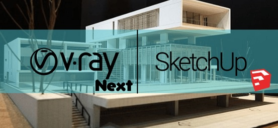 v-ray sketchup 2020