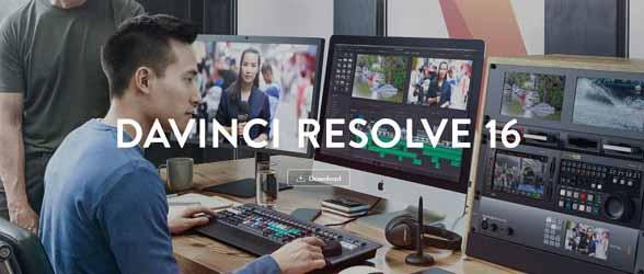 davinci resolve studio 16.1.2