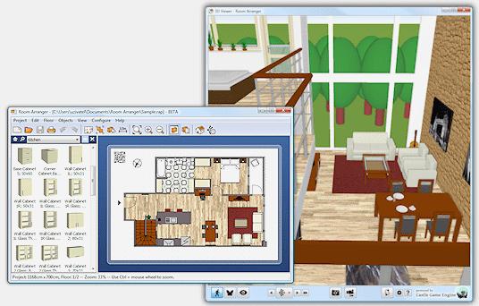 room arranger programa diseño habitaciones