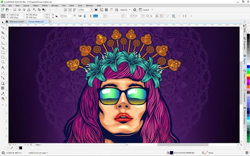 corel draw 2020 full mega