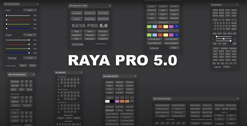 raya pro 5 full
