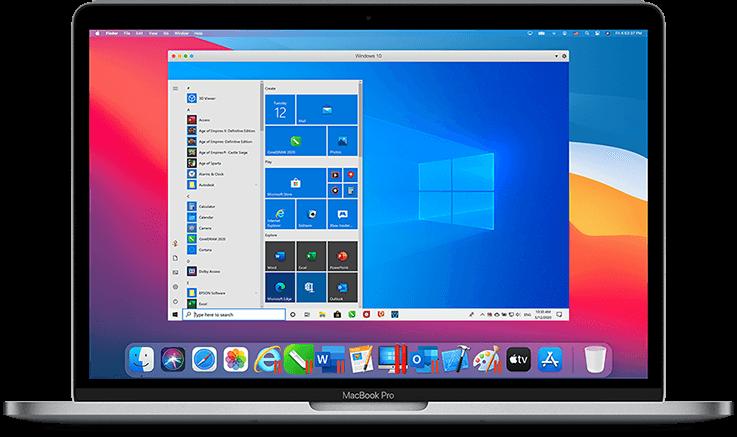 licencia parallels desktop