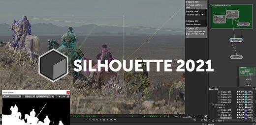 BORISFX SILHOUETTE 2021 FULL